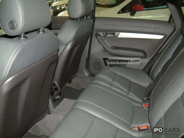 2010 Audi A6 3 0 Tdi Quattro S Line Tiptronic Car Photo