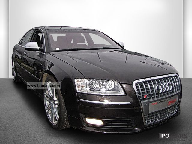 2008 audi s8 5 2 fsi qu tip custom paint navi car. Black Bedroom Furniture Sets. Home Design Ideas