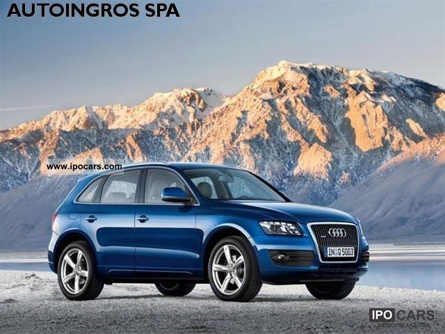 2011 Audi  Q5 3.2 FSI V6 quattro S tronic Estate Car New vehicle photo