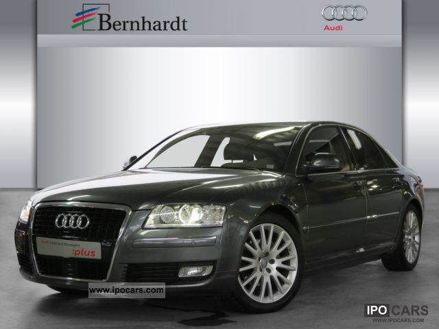 2007 Audi  A8 2.8 A SSD STANDHEIZUNG SHZ LEATHER AIR NAVI Limousine Used vehicle photo