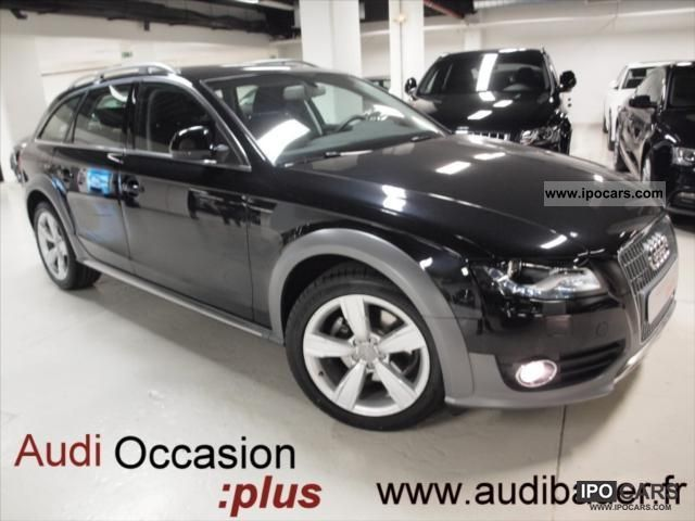 2011 Audi  A4 Allroad 2.0 TDI Ambition 143ch luxe Off-road Vehicle/Pickup Truck Used vehicle photo