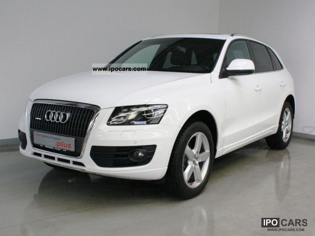 2009 audi q5 2 0 tdi q s tronic navi xenon leather car photo and specs. Black Bedroom Furniture Sets. Home Design Ideas
