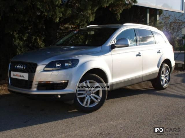 2009 audi q7 3 0 tdi ambition luxe ttro 5pl car photo and specs. Black Bedroom Furniture Sets. Home Design Ideas