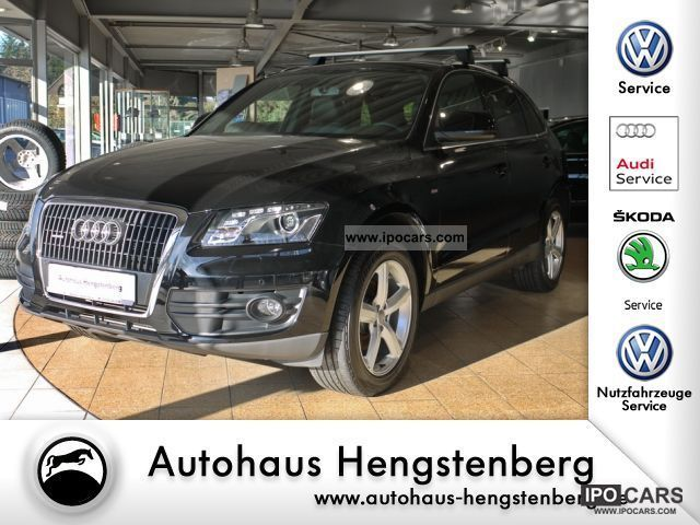 2011 Audi  Q5 S-Line 2.0 TDI quattro S-Tronic Vision Off-road Vehicle/Pickup Truck Employee's Car photo