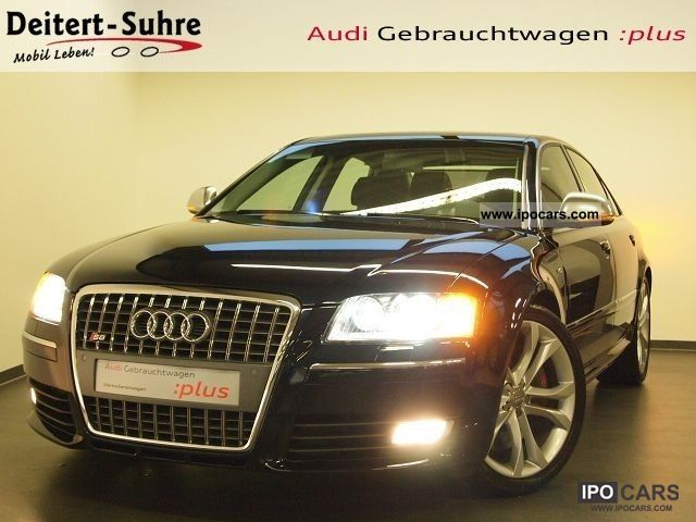2009 audi s8 5 2 fsi quattro tiptronic leather heater. Black Bedroom Furniture Sets. Home Design Ideas