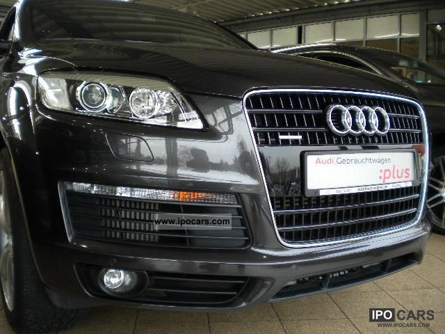 2007 audi q7 3 0 tdi dpf car photo and specs. Black Bedroom Furniture Sets. Home Design Ideas