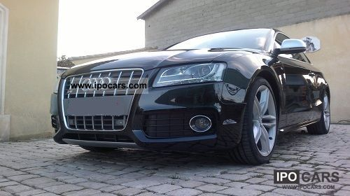 2008 Audi  QUATRO S5 4.2 V8 Sports car/Coupe Used vehicle photo