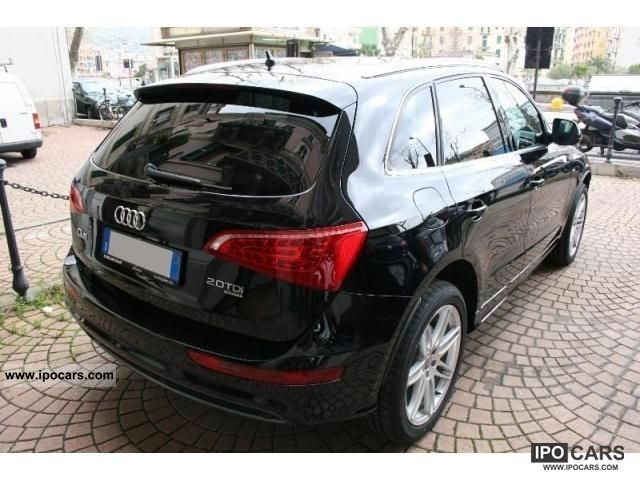 2010 audi q5 2 0 tdi 170cv s s tronic plus line car photo and specs. Black Bedroom Furniture Sets. Home Design Ideas