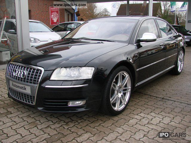 2009 audi s8 5 2 fsi tiptr leather xenon quattro. Black Bedroom Furniture Sets. Home Design Ideas