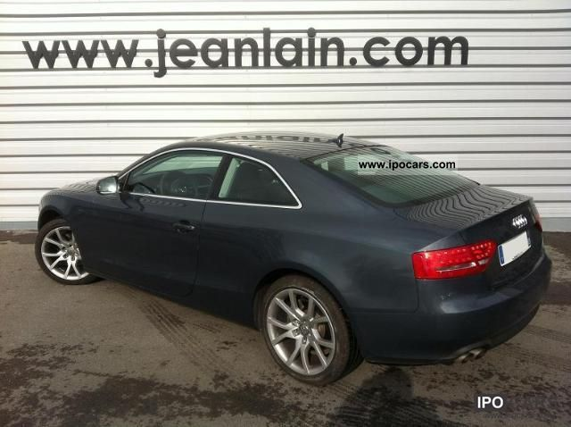 2010 audi 2 0 tdi 170 dpf ambition luxe a5 2p car photo and specs. Black Bedroom Furniture Sets. Home Design Ideas