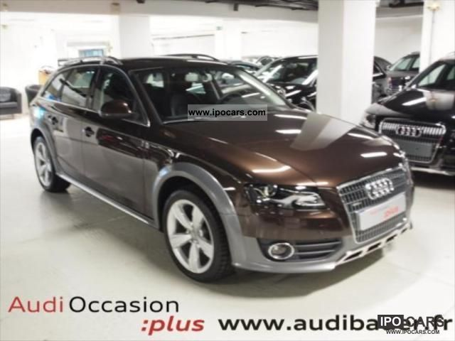 2010 Audi  A4 Allroad 2.0 TDI Ambition 170ch luxe Off-road Vehicle/Pickup Truck Used vehicle photo