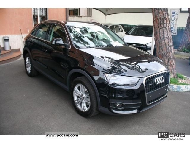 2011 Audi  OTHER 2.0 TDI S-TRONIC Off-road Vehicle/Pickup Truck New vehicle photo