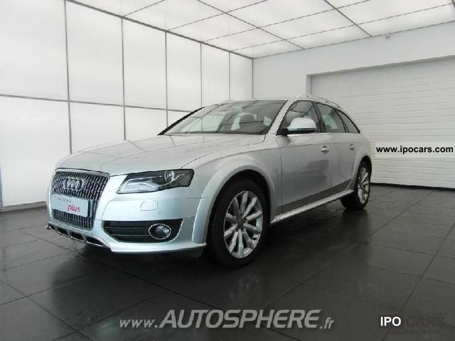 2010 audi a4 allroad 3 0 tdi ambition luxe stro car. Black Bedroom Furniture Sets. Home Design Ideas