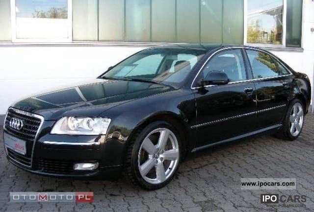 2008 Audi  A8 100% BEZWYP. OPCJA-MAX! Limousine Used vehicle photo