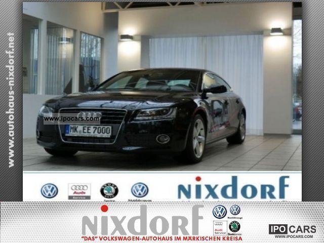 2011 Audi  A5 2.7 TDI Sportback (Navi Xenon air) Estate Car Used vehicle photo