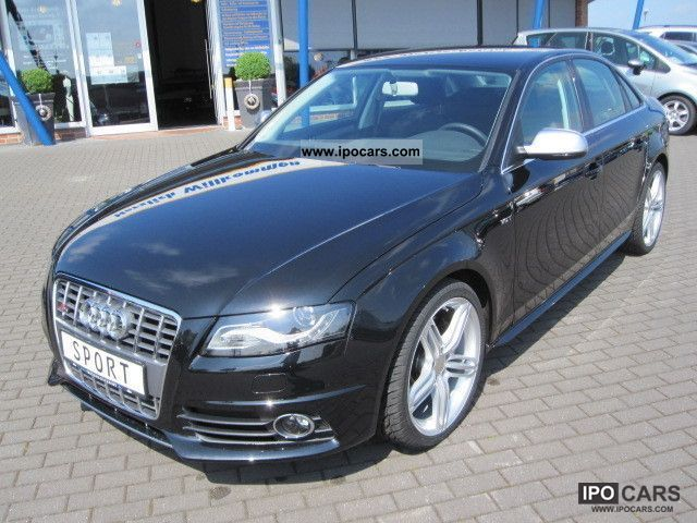 2010 Audi S4 3 0 Tfsi Navigation Xenon S Line Pdc Car Photo And Specs