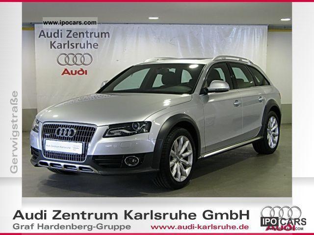2011 Audi  A4 allroad 2.0 TDI only 93km full SRP 62 974, - Estate Car Employee's Car photo