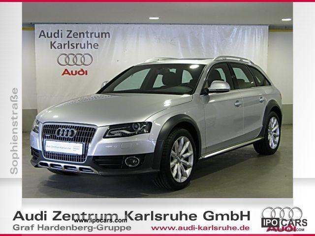 2011 Audi  A4 allroad 2.0 TDI (Navi Xenon leather climate) Estate Car Employee's Car photo