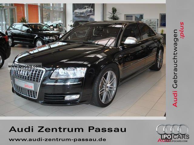 2009 Audi  S8 5.2 FSI quattro 3.9% fin Navi Xenon Leather Limousine Used vehicle photo