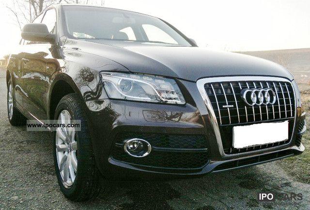 2011 Audi  Q5 3.0 TDI S Quatt troS-LINE/BANG OLUFSSEN/19 \ Limousine Used vehicle photo