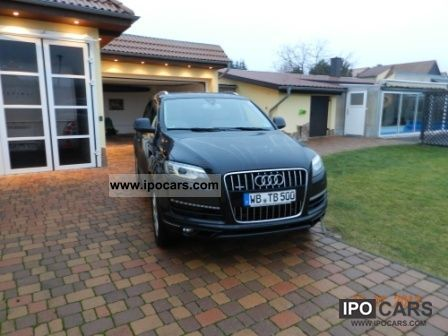 2010 Audi  Q7 3.0 TDI fully equipped! Everything you need anything! Limousine Used vehicle 			(business photo
