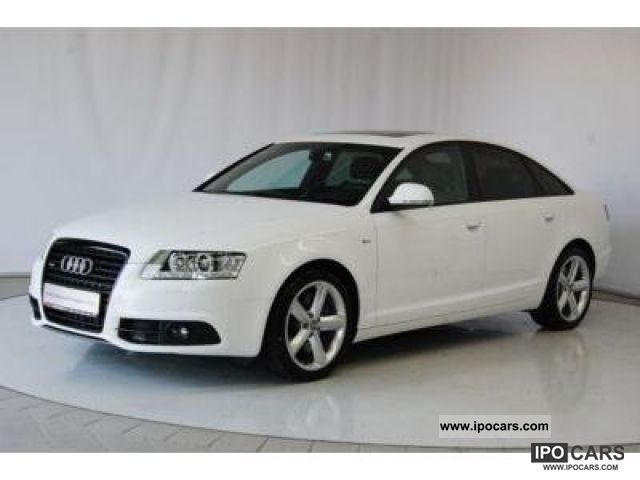 2011 Audi  A6 3.0 S-LINE PELLE NAVI XENON PDC TETTO Limousine Used vehicle photo