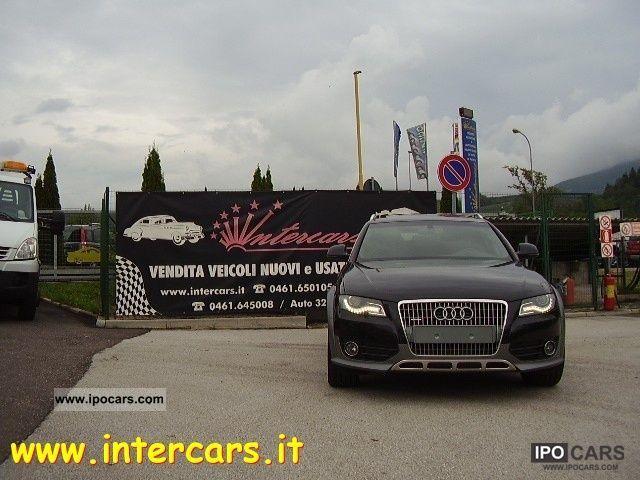 2011 Audi  A4 Allroad 2.0 TDI-Navi Xenon Tetto-18 \ Estate Car New vehicle photo