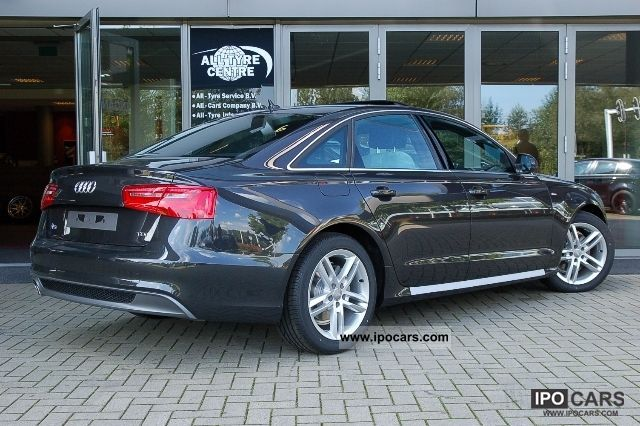 2012 audi a6 2 0 tdi s line multitronic 18 schiebed car photo and specs. Black Bedroom Furniture Sets. Home Design Ideas
