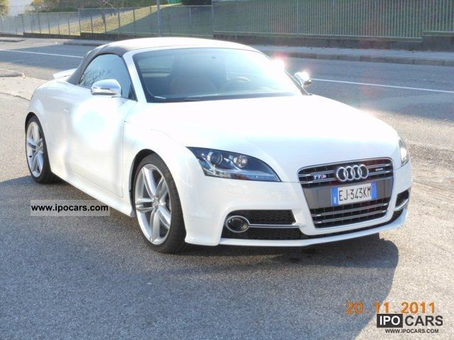 2011 audi tts quattro gmbh exclusive km1600 unica car. Black Bedroom Furniture Sets. Home Design Ideas