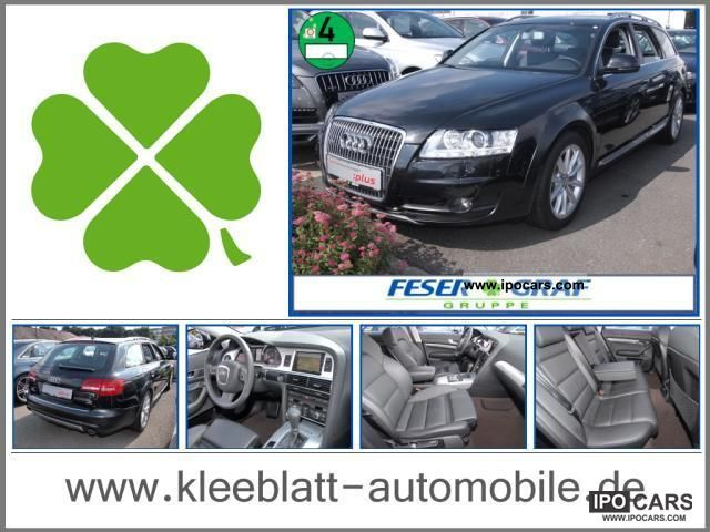 2010 Audi  A6 Allroad 3.0TDI Tiptr Navi / Xenon / leather / APC / M + S Off-road Vehicle/Pickup Truck Used vehicle photo