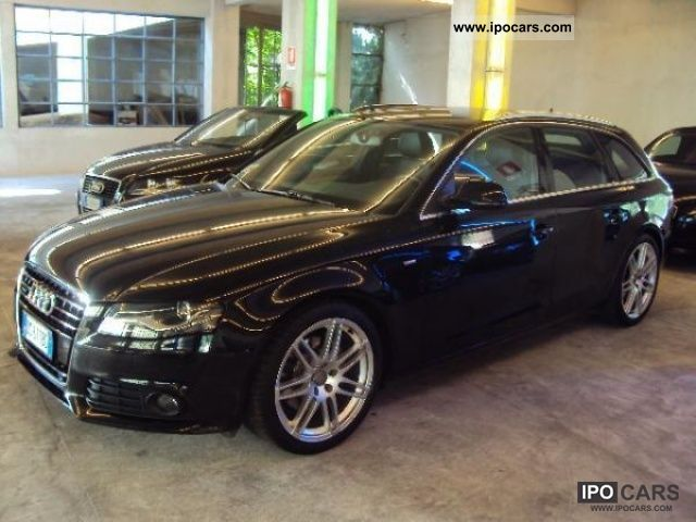 2009 audi a4 3 0 tdi s line avant navi cerchi 19 car photo and specs. Black Bedroom Furniture Sets. Home Design Ideas