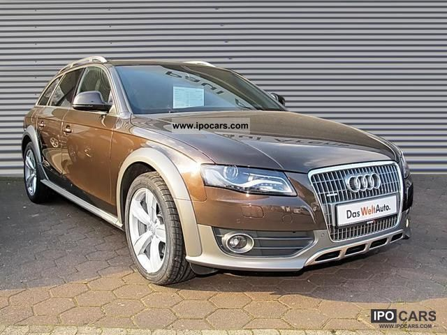 2010 audi a4 allroad 3 0 tdi s tronic leather car photo and specs. Black Bedroom Furniture Sets. Home Design Ideas