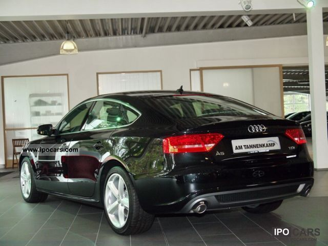2012 audi a5 sportback 2 7 tdi 140 kw multitronic car photo and specs. Black Bedroom Furniture Sets. Home Design Ideas