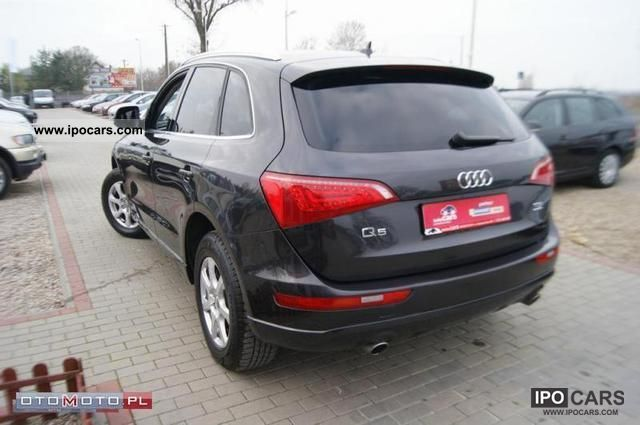 2010 audi q5 3 0 tdi 4x4 przebieg 21 tys car photo and specs. Black Bedroom Furniture Sets. Home Design Ideas