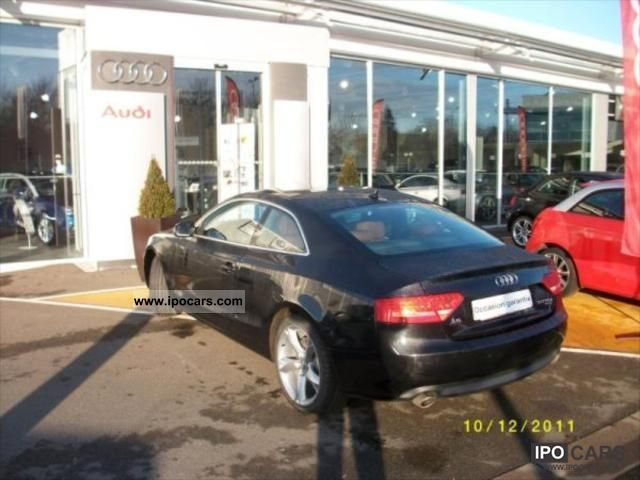 2010 Audi  A5 3.0 TDI240 DPF Ambition Luxe Off-road Vehicle/Pickup Truck Used vehicle photo