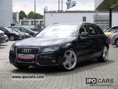 2010 audi a4 av 2 0 tdi multitr fap sline car photo and specs. Black Bedroom Furniture Sets. Home Design Ideas