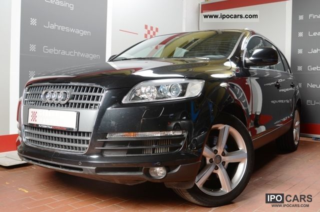 2009 Audi  Q7 V8 4.2 S-Line 7 seats Off-road Vehicle/Pickup Truck Used vehicle photo