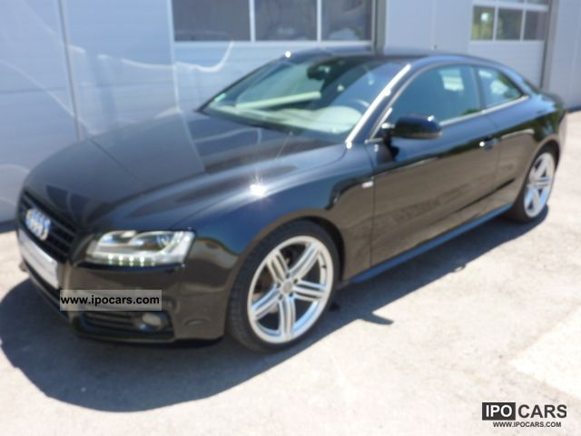 2009 audi a5 3 0 v6 tdi 240 dpf quattro tiptronic s line a car photo and specs. Black Bedroom Furniture Sets. Home Design Ideas