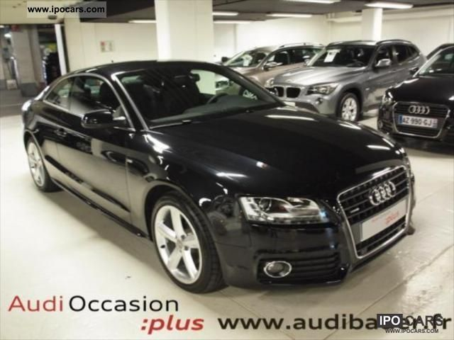 2010 Audi  A5 2.0 S-Line plus DPF TDI170 Off-road Vehicle/Pickup Truck Used vehicle photo