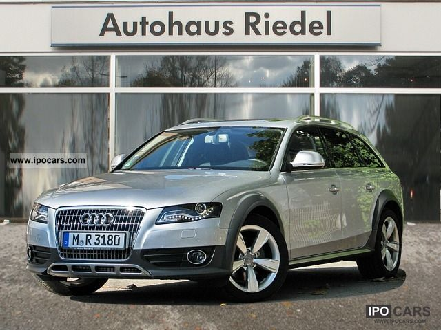 2011 Audi  A4 Allroad 3.0 TDI Quattro S-Tronic 21% discount Estate Car Used vehicle photo