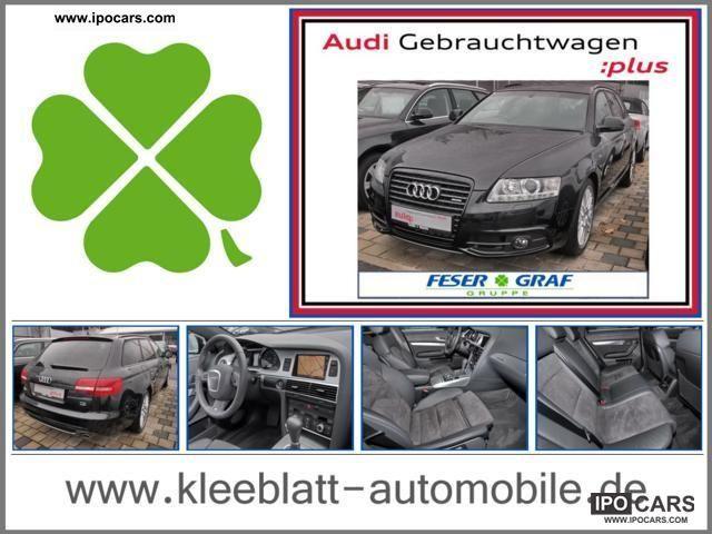 2011 Audi  A6 S Line 3.0 TDI quattro Tiptr. Xenon / S-line Estate Car Demonstration Vehicle photo