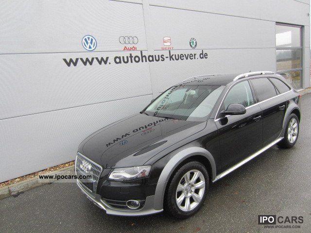 2011 Audi  A4 Allroad 3.0 TDI S-Tronic Vision leather xenon Estate Car Used vehicle photo