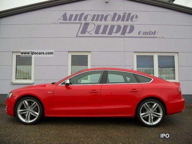 2011 Audi  S5 Sportback 3.0 TFSI V6 + + S tronic now Sports car/Coupe Used vehicle photo