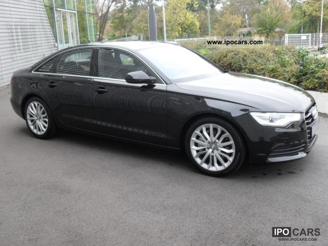 2011 audi a6 3 0 tfsi quattro s tronic car photo and specs. Black Bedroom Furniture Sets. Home Design Ideas