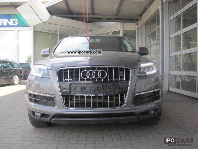 2009 Audi  Q7 3.0 TDI DPF OPEN SKY facelift Off-road Vehicle/Pickup Truck Used vehicle photo