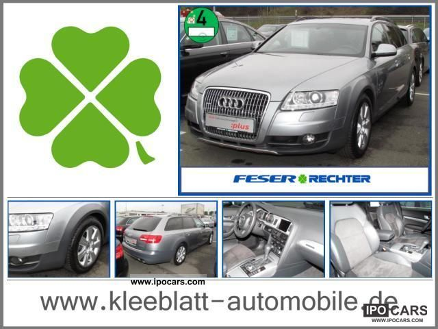 2010 Audi  A6 Allroad 3.0TDI + Camera + + el.Sitze Adapt. Light Estate Car Used vehicle photo