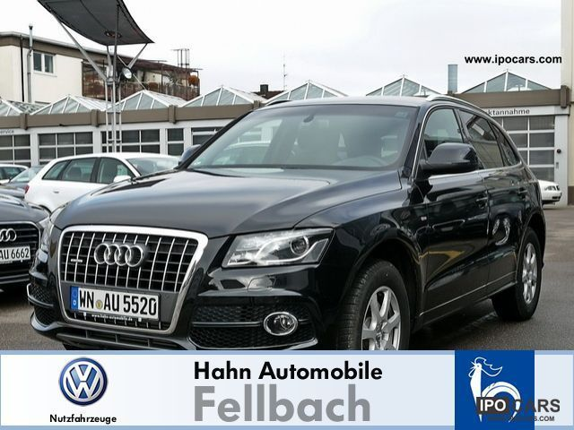 2012 Audi  Q5 2.0 TDI S Line / Xenon / Navi AU 5520 Off-road Vehicle/Pickup Truck Demonstration Vehicle photo