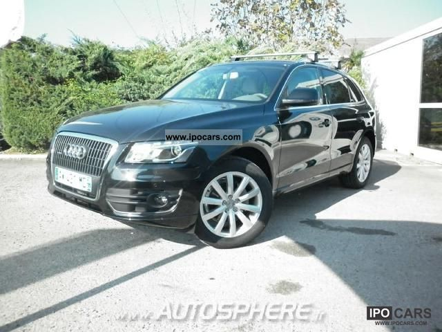 2010 Audi  Q5 2.0 TDI170 FAP Avus Stro Off-road Vehicle/Pickup Truck Used vehicle photo