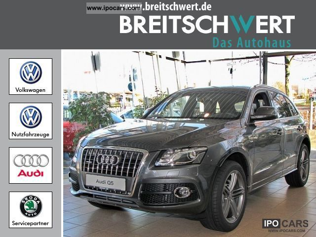 2011 Audi  Q5 S-Line 2.0 TDI quattro 6-speed SD 20ALU AH Off-road Vehicle/Pickup Truck Demonstration Vehicle photo