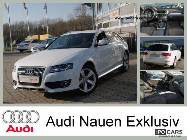 2011 Audi  A4 allroad 3.0 TDI quattro S-tronic (MMI navigation pl Estate Car Used vehicle photo